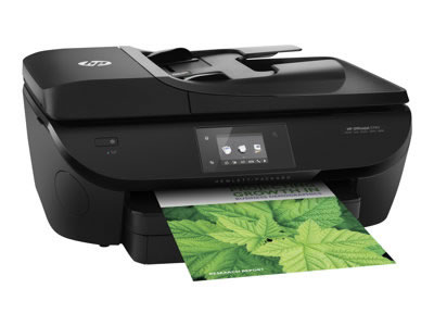 Ver HP Officejet 5740 e All in One