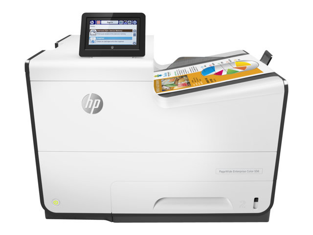 Ver HP PageWide Enterprise Color 556dn