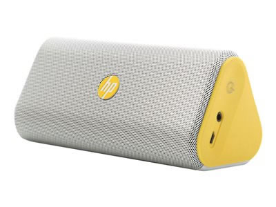 Ver HP Roar Wireless Speaker AMARILLO