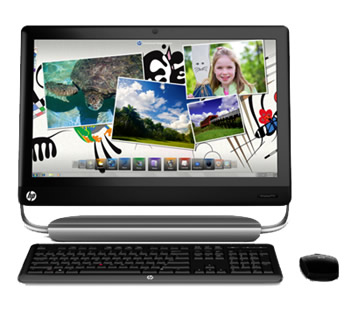 Hp Touchsmart 520-1103es