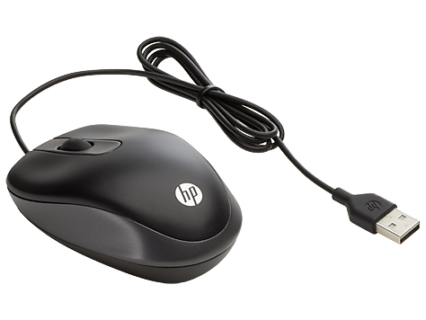 Ver HP USB Travel Mouse