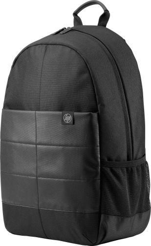 HP 15 6 Classic Backpack Nylon Negro mochila