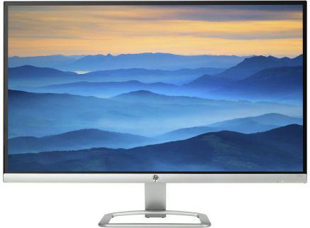 Ver HP 27es Full HD IPS Negro Plata