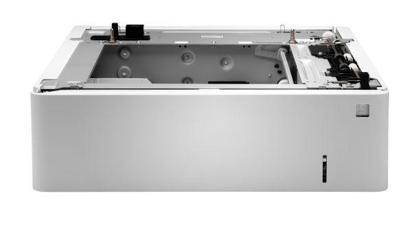 Ver HP Bandeja de soportes de 550 hojas Color LaserJet