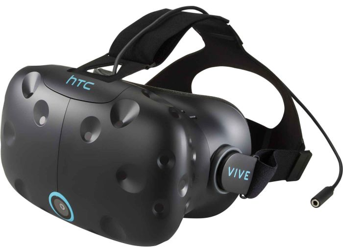HP HTC Vive Business Edition Pantalla con montura para sujetar en la cabeza Negro