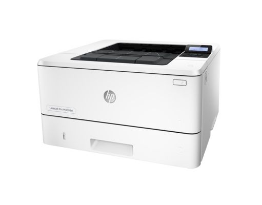 Ver HP LaserJet M402dw Wifi Color blanco