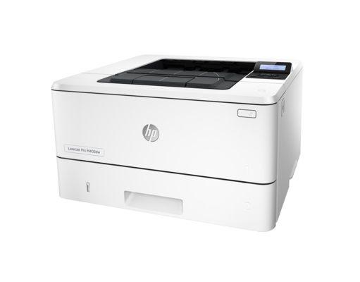 Ver HP LaserJet M402dw Wifi Color blanco