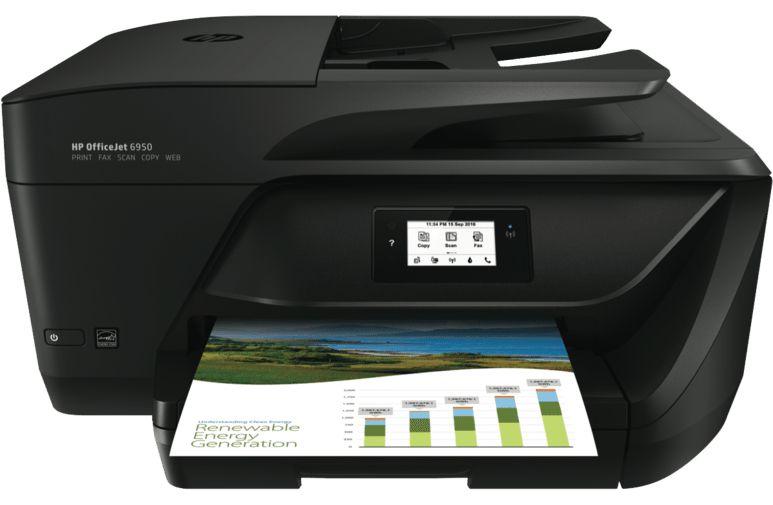 HP OfficeJet 6950 AiO
