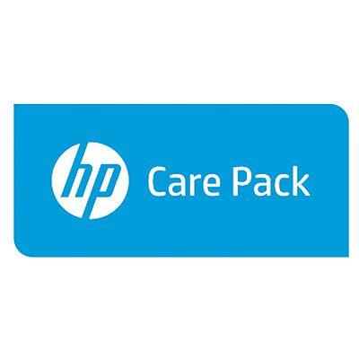 Ver HP Servicio in situ con respuesta al siguiente dia laborable con prevencion de danos accidentales de durante 3 anos solo tabletas
