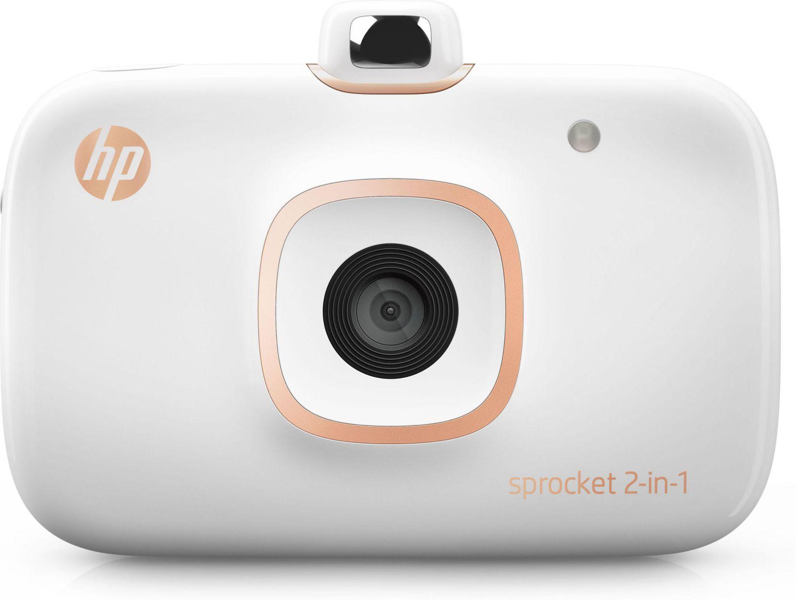 Ver HP Sprocket 2 in 1