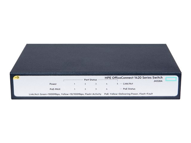 Ver HPE OfficeConnect 1420 5G PoE PLUS