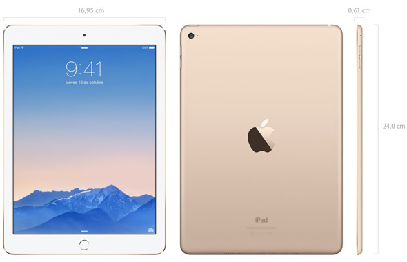 Ver IPAD MINI 4 128GB GOLD