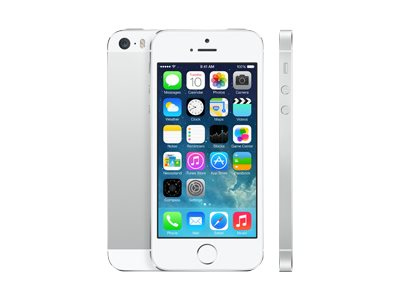 Ver IPHONE 5S 16GB PLATA ME433Y