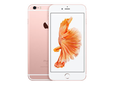 Ver Apple iPhone 6s Plus 32 GB ORO ROSA