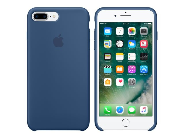 Ver IPHONE 7 PLUS FUNDA SILICONA OCEAN BLUE