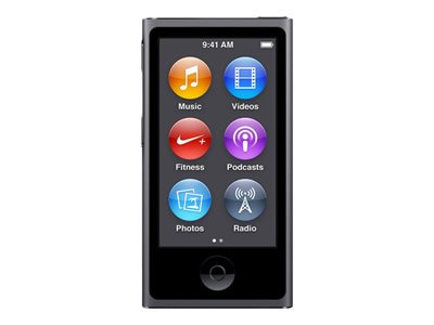Ver IPOD NANO 16GB Gris Espacial