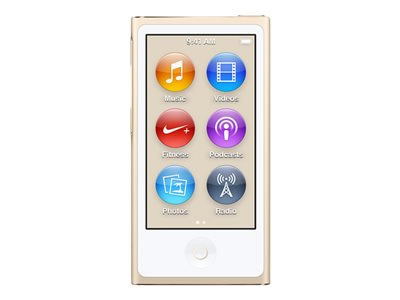 Ver IPOD NANO 16GB ORO