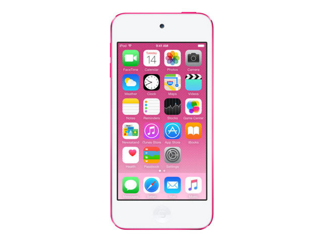 Ver IPOD TOUCH 128GB ROSA