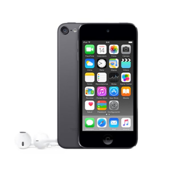 Ver IPOD TOUCH 16GB Gris Espacial