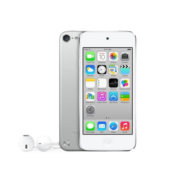 Ver IPOD TOUCH 16GB PLATA
