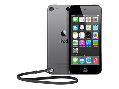 Ver IPOD TOUCH 64GB Gris Espacial MKHL2PY