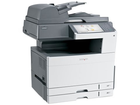 Lexmark Multifuncion Color A3 Mod X925de