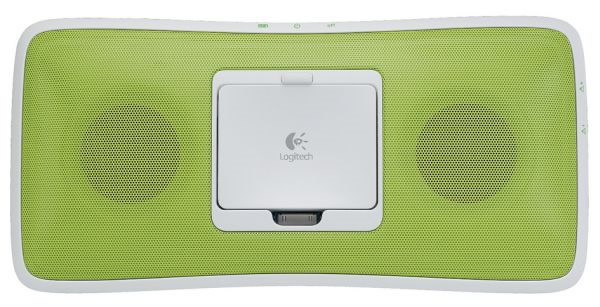 Logitech Altavoz For Ipod S315i Green