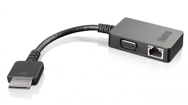 Ver Lenovo 4X90J31060 adaptador de cable