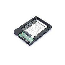 Ver Lenovo 4XF0G94539 Universal Funda de disco duro parte carcasa de ordenador