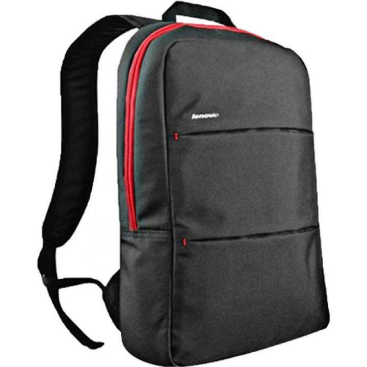 Ver Lenovo 888016261 15 6 Mochila Negro Rojo