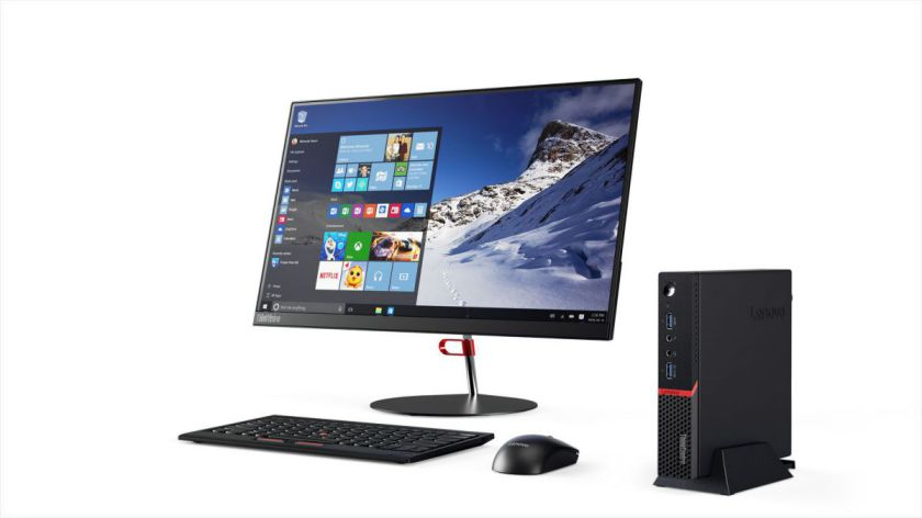 Ver Lenovo ThinkCentre M600 10G9001ASP