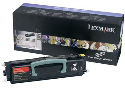 Lexmark E33X  E34X High Yield Toner Cartridge