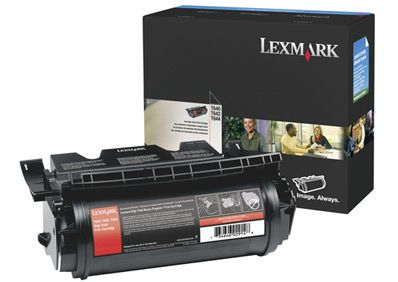 Ver Lexmark T640  T642  T644 High Yield Print Cartridge
