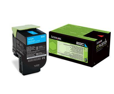 Lexmark 802C