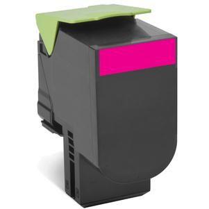 Ver Lexmark 80C2SME toner y cartucho laser