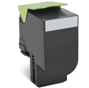 Lexmark 80C2XKE toner y cartucho laser