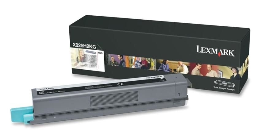 Ver Lexmark X925H2KG Cartucho 8500paginas Negro toner y cartucho laser