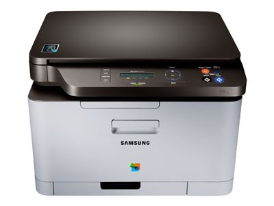 Ver MULTIFUNCION LASER COLOR Samsung SL C480