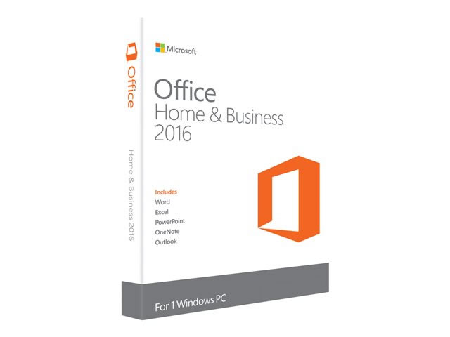 Ver Microsoft Office Home and Business 2016