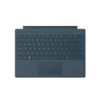Microsoft Surface Teclado TYPE COVER Surface Pro Azul Cobalto alcantara