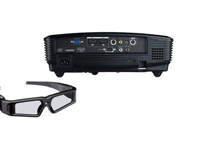 Optoma Proyector Gt750xl Hd Dlp Hdmi 3500lm  Zd201