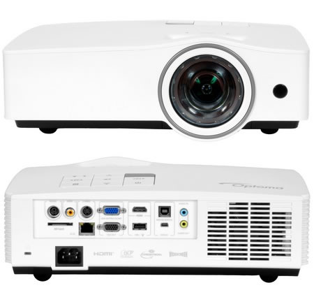 Optoma Ecobright Zx210st