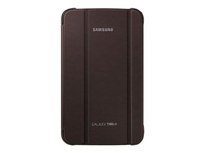 Samsung Funda Libro Galaxy Tab3 8  Marron