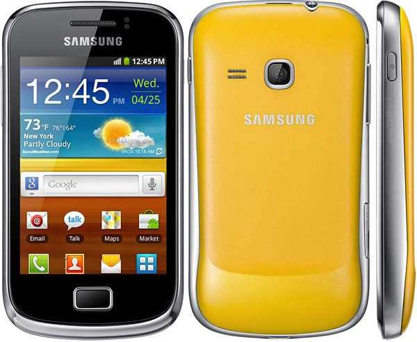 Samsung Galaxy Mini 2 S6500 Libre