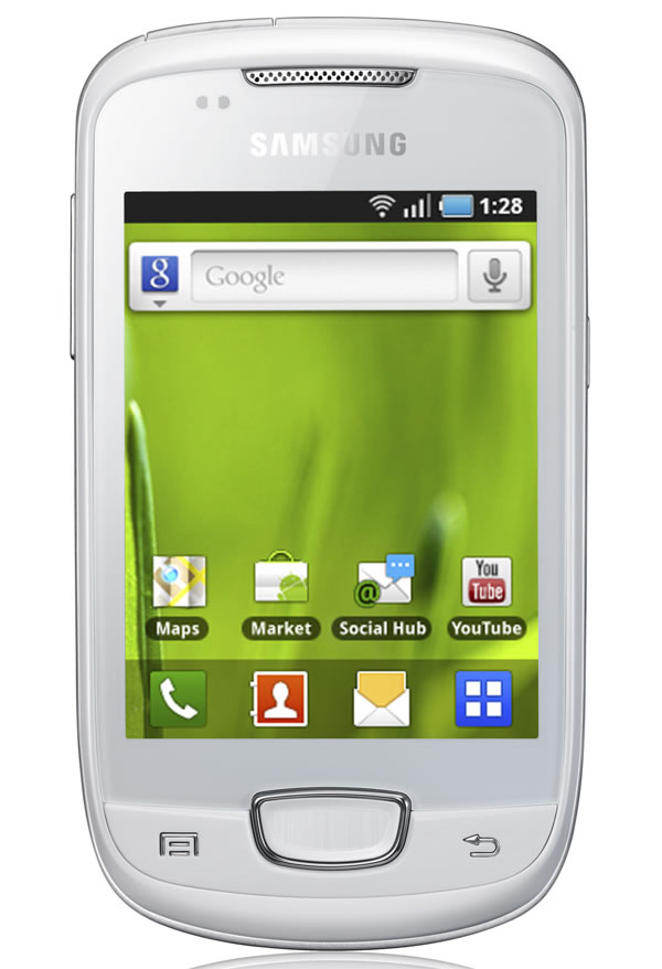 Samsung Galaxy Mini Blanco Libre
