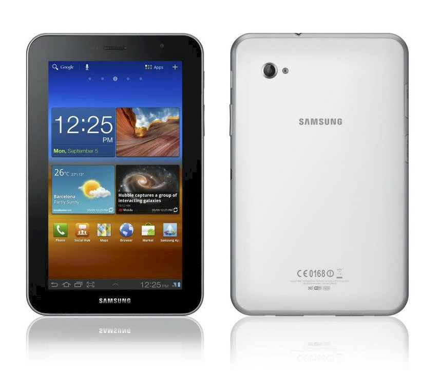 Samsung Galaxy P6800 Plata Wifi 3g 16gb