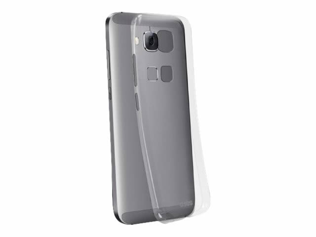 Ver SBS COVER HUAWEI GX8 NEGRO PROTPANT
