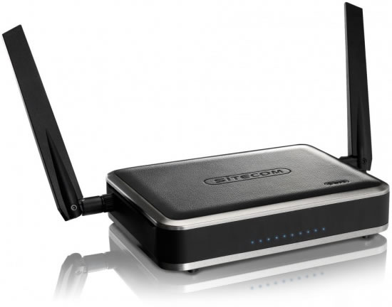 Sitecom Wireless Gaming Router Ii Wl-309