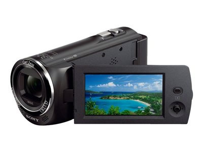 Sony Cx220 Full Hd Negra 27x Grab En Sd