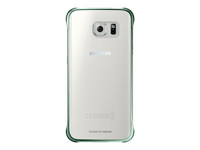 Ver Samsung Clear Cover EF QG925B Verde